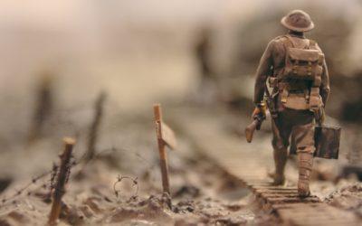 Un siglo que no sólo se fue en medio de la guerra (II)