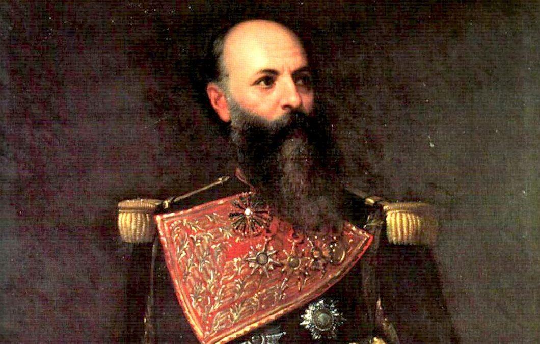 Las paradojas de un antiguo federal (1870-1888): Antonio Guzmán Blanco
