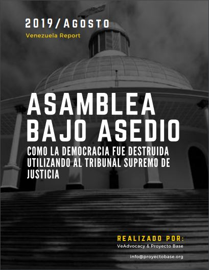 Asamblea Bajo Asedio / Congress Under Siege
