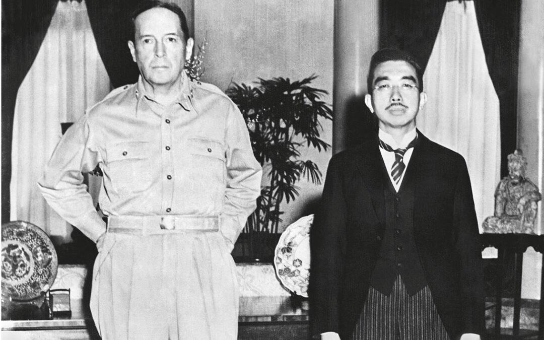 El Militarismo en Japón y las relaciones con Estados Unidos – Ana Amundaray