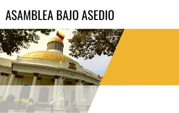 Asamblea Bajo Asedio / Congress Under Siege