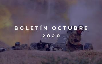 Boletín Mensual – Octubre 2020