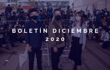 Boletín Mensual – Diciembre 2020