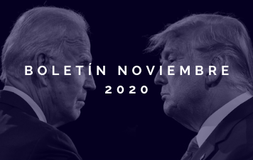 Boletín Mensual – Noviembre 2020